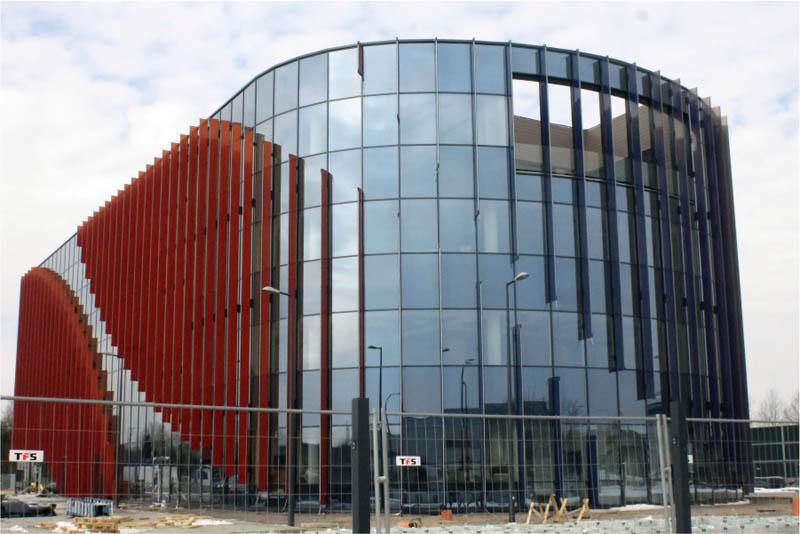 Budynek biurowy firmy TME