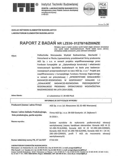 ITB raport 1-1