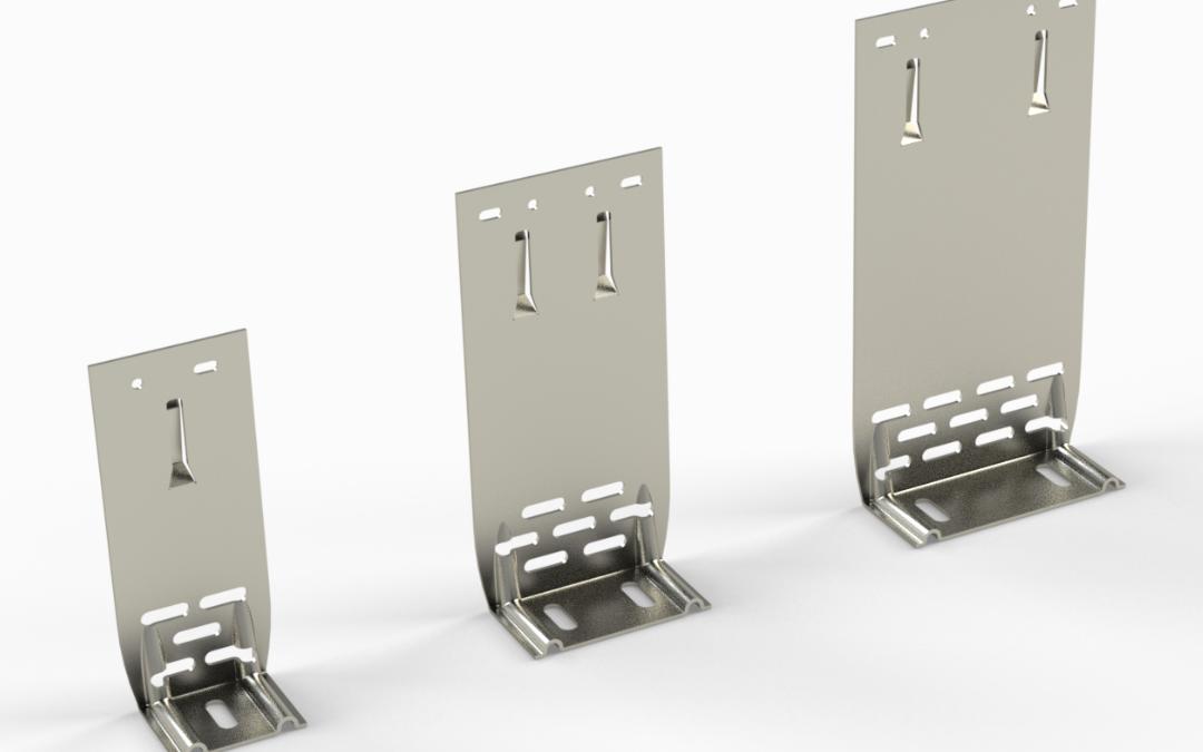 Konsole – składowe systemu mocowań elewacji wentylowanych